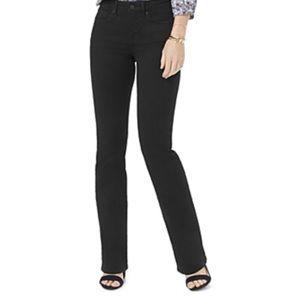 Nwt NYDJ Barbara bootcut lift tuck jeans